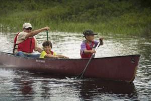 Guided Canoe Trip On Oxbow